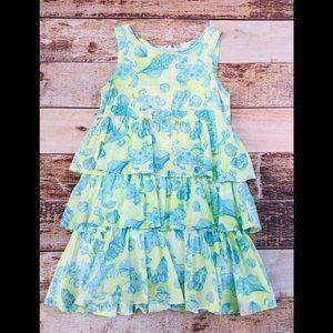 Lilly Pulitzer girls dress size 6x